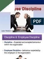 1 Employee Discipline
