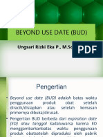 BEYOND USE DATE (BUD).ppt