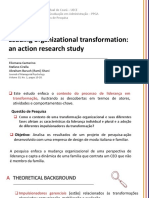 Encontro 05 - Leading Organizational Transformation