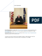 The Wyler Dossier on Judges' Improper Relationship with MERS - Judge Elsenheimer