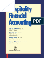 Jerry J. Weygandt, Donald E. Kieso, Paul D. Kimmel, Agnes L. DeFranco - Hospitality Financial Accounting (2005, John Wiley)