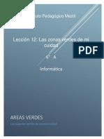 Aaperez_ Las Areas Verdes