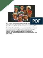 Historia de La Plurinacionalidad boliviana