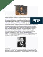 Early Political Career - Churchill