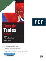 Livro de Testes - C'Est Top 7