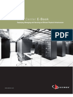 Data Center eBook Efficient Physical Infrastructure