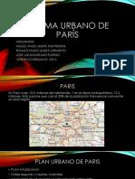 Sistema Urbano de París