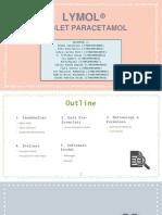 .FIX Lymol- Kelompok 2 formulasi tablet paracetamol