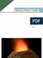 Termodinámica 2019
