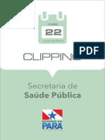 2019.05.22 - Clipping Eletrônico