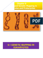 Chapter 9-linkage and genetic mapping in eukaryotes.ppt