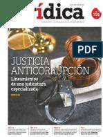 Revista - Justicia Anticorrupción
