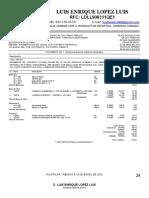 DOCUMENTO XIII-1.- Análisis de Precios Unitarios Solicitados XICOTENCALT