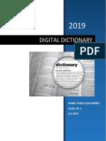 Dictionary Digital.docx