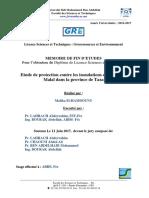 Etude de protection contre les - Malika EL-HAMDOUNY_4069.pdf