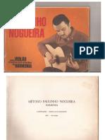 Método Violão Paulinho Nogueira