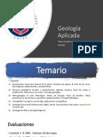 Clase 1 semana Geologia