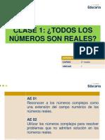 Clase 1 Complejos