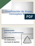 4 - Clasificación de Areas