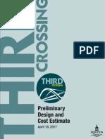 Jurnal internasional Preliminary design and cost estimate
