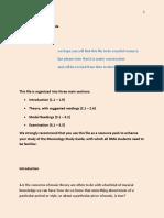 DMA TH Study Guide