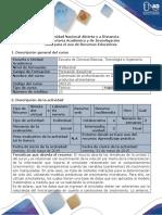 Guía Para El Uso de Recursos Educativos - Simulador ComBase