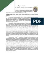Reporte de Lectura de Donum Veritatis.docx