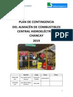 PLAN DE CONTINGENCIA ALMACEN DE COMBUSTIBLES - 2019 (1).docx