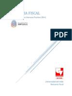 Propuesta de Revisoria Fiscal