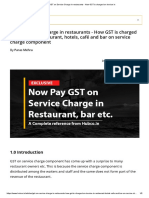 GST Guidelines