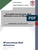 IDM Implicaciones Del Dinero en El Negocio Xela 18MY19