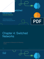 CCNA RSE Chp4 Switched Networks