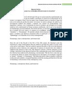 DRAMATURGIA_Genealogías de Una Categoría_estatuto de Un Concepto