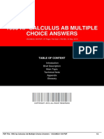 ID06177aed5-1993 ap calculus ab multiple choice answers
