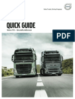 Volvo FH Quick Guide