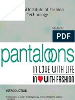 Pantaloon New