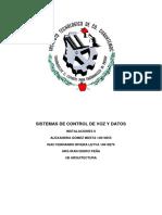 Sistemas de Control de Voz y Datos