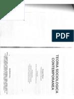 Teoría Sociológica Contemporánea cap. 1, cap. 2, cap. 5.pdf