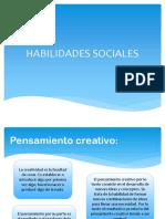 Habilidades Sociales equipo 1