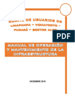 Manual de Operacion LIMAPAMPA