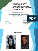 cronogramadeinversionesequipocolombia-140404211519-phpapp01