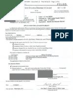 Mueller Cohen Warrant November 2017