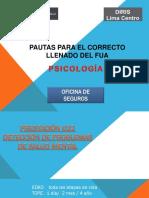 Presentación Psicologia 2019 PDF