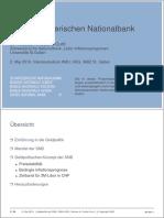 Geldpolitik SNB