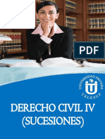 Derecho Civil IV