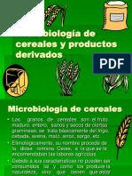 Microbiologia de Cereales