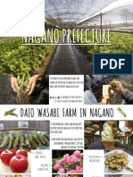 Unique Agricultural Products of Japanese Prefectures