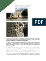 Aspecto Histórico de Honduras