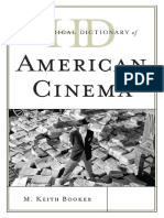 Historical dictionary of American cinema_Keith Booker.pdf