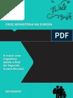 Crise migratória